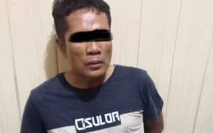Diduga Jadi Bandar Sabu, Pecatan Polisi Ini Ditangkap Anggota Satres Narkoba Polres Katingan