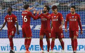 Brighton Vs Liverpool 1-3, The Reds di Ambang Pecahkan Rekor City