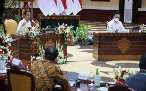 Gubernur Kalteng Ucapkan Terima Kasih Atas Bantuan Pemerintah Pusat Dalam Penaganan Covid-19