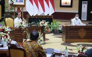 Jokowi: Ancaman Penyebaran Covid-19 Tidak Boleh Diremehkan