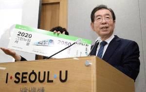 Kisah Park Won-soon Wali Kota Seoul yang Dijagokan Jadi Presiden