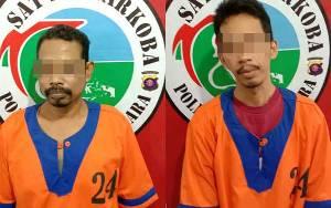 Begini Kronologi Dua Budak Sabu di Barito Utara Ditangkap