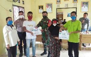 Desa Ramania Barito Timur Salurkan BLT DD Tahap II