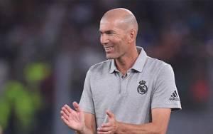 Madrid di Ambang Juara La Liga, Ini Kata Zidane