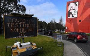 Virus Corona di Victoria Australia Masih Mengkhawatirkan