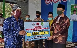 Pemkab Sukamara Dorong Desa Pangkalan Muntai Selesaikan Administrasi Penyaluran BLT DD