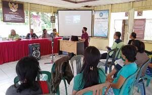 Dinas Pertanian Barito Timur Gelar Kursus Singkat di Desa Murutuwu