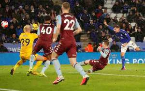 Aston Villa VS Crystal Palace 2 - 0