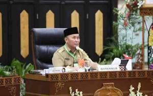 Gubernur Kalimantan Tengah Buka Masa Pengenalan Lingkungan Sekolah Secara Virtual