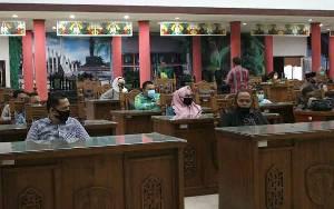 DPRD Palangka Raya Terima Kunjungan Kerja DPRD Barito Timur dan DPRD Banjara
