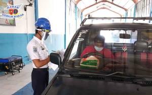 New Normal, Jam Operasional Balai Uji Kendaraan Bermotor Dishub Kobar Kembali Normal