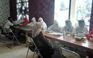 974 Petugas Penyelenggara Pilkada di Barito Selatan Jalani Rapid Test