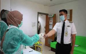 Gandeng BNN, Citilink Lakukan Tes Urin Karyawan