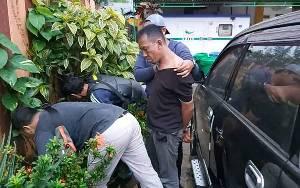 8 Bulan Buron, Pelaku Penusukan di Taman Kota Sampit Ditangkap