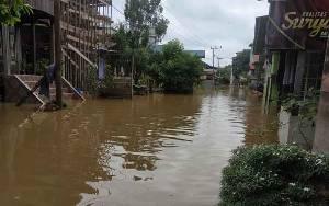 Satu Desa di Seruyan Tengah Terdampak Banjir