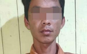 Seorang Buruh Ditangkap karena Edarkan Sabu di Wilayah Desa Cempaka Mulia Barat