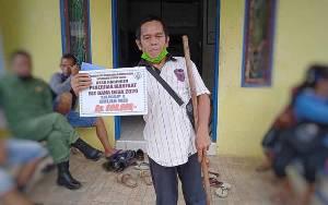 Kisah Suami Istri Disabilitas Penerima BLT DD dari Desa Haringen