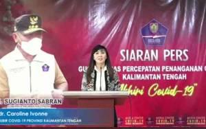 Tambah 32, Total Kasus Positif Covid-19 di Kalteng Jadi 1.264 Orang