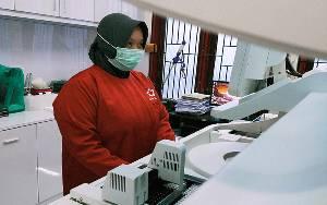 Permintaan Rapid Test Murah Terus Meningkat, PMI Kotim Kembali Pesan Reagen