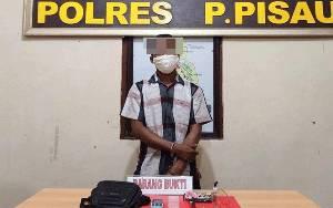 Warga Kota Besi Ditangkap Polres Pulang Pisau Karena Sabu