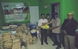 PT SML Salurkan 3.150 Paket Sembako untuk Masyarakat di 12 Desa Terdampak Banjir di Lamandau
