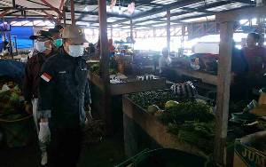 Pemilik Warung Makan dan Pedagang Diminta Patuhi Protokol Kesehatan