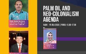 Deforestation and Neo-Colonialism Agenda agar Indonesia Tunduk pada Kepentingan Negara Maju