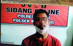 Pencuri 3 Buah Ponsel Rekannya Divonis 1 Tahun Penjara