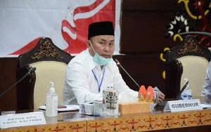Gubernur Kalteng Kembali Tegaskan Perintah Presiden Terkait Penaganan Covid-19