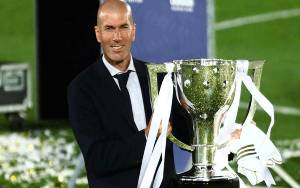 Real Madrid Juara Liga Spanyol, Ada 7 Rekor Menarik