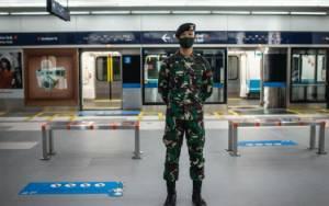 Puluhan Prajurit TNI AD BKO Papua Barat Kena Covid-19