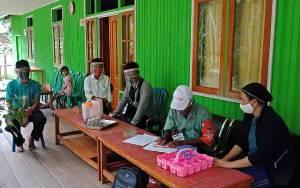 PPDP KPU Barito Timur Sudah Jalani Rapid Test