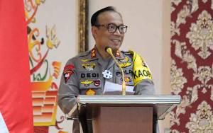 Irwasum Mabes Polri Lakukam Wasrik Tahap II di Polda Kalteng