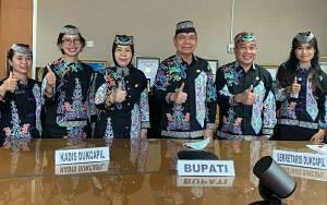 Inovasi SIMPUN Disdukcapil Kapuas Menuju TOP 45 KIPP Tahun 2020