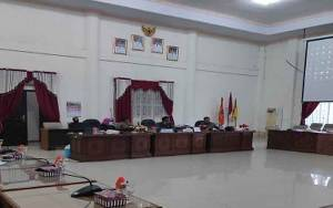 Ketua Komisi I DPRD Barito Selatan Sebut Hanya 50 Perda Layak Diterapkan