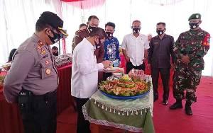 Kejaksaan Negeri Barito Timur Gelar Syukuran Hari Adhyaksa ke 60
