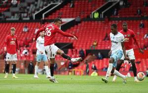 Manchester United Vs West Ham 1-1, Rashford Cs Kelelahan