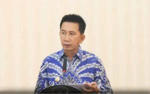 Bupati Barito Utara Buka Sidang Panitia Pertimbangan Landreform Tahun 2020