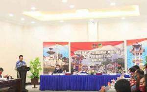 Bupati Barito Utara: Penerima Sertifikat Hak Milik Atas Tanah agar Memenuhi Kewajibannya