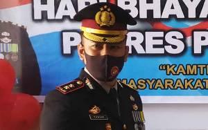 Kapolres Pulang Pisau Harapkan Operasi Patuh Telabang Tingkatkan Disiplin Berlalulintas