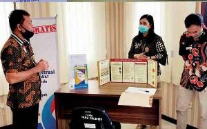 Ombudsman Kalteng Buka Pojok Pengaduan di Kantor Pertanahan