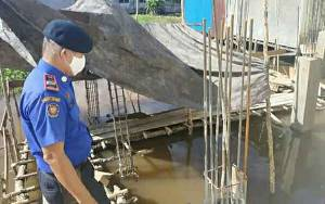 Personel Satpol PP Kapuas Terus Lakukan Pengawasan IMB