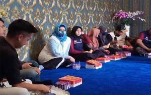 Wakil Wali Kota Palangka Raya Jalin Silahtuhrahmi Bersama Relawan Covid-19