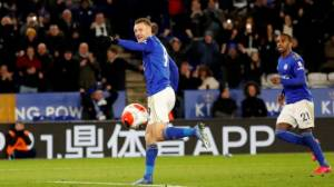 Top Skor Liga Inggris, Golden Boot Resmi Milik Jamie Vardy