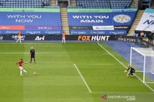 Kalahkan Leicester 0-2, Man United Amankan Tiket Liga Champions