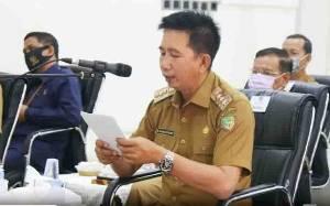 Bupati Barito Utara: Pengguna Narkoba itu Korban
