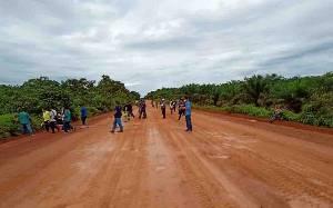 Sidang Perdata Sengketa Lahan Warga Vs PT Korintiga Hutani Masuki Tahap Pemeriksaan Setempat