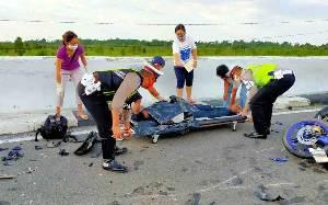 Begini Kronologis Kecelakaan Maut di Jembatan Tumbang Nusa