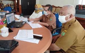 Angka Tetap Produksi Padi Sawah Barito Timur Tahun 2019 Meningkat