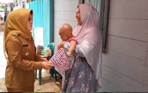 Wakil Bupati Seruyan: Imunisasi Penting untuk Kesehatan dan Tumbuh Kembang Anak